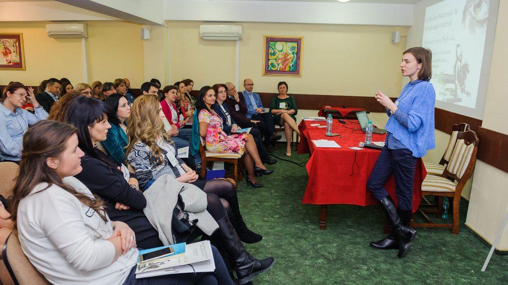 Carmen COTET |Conferinta Nationala de Psihoterapie Pozitiva