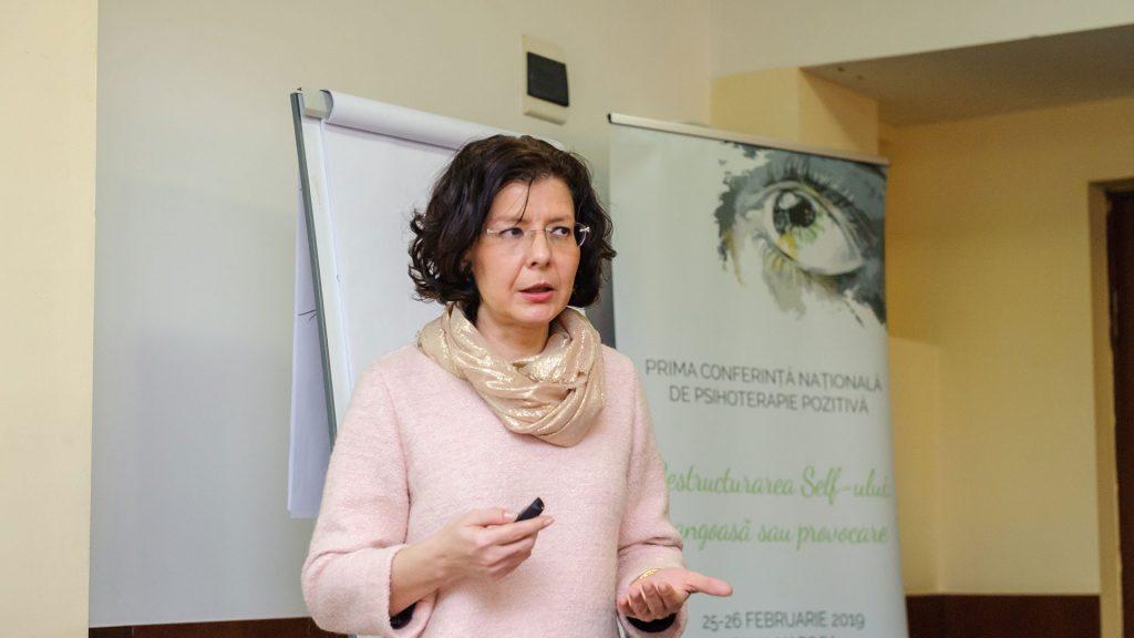 Cristina VATA | Conferinta Nationala de Psihoterapie Pozitiva