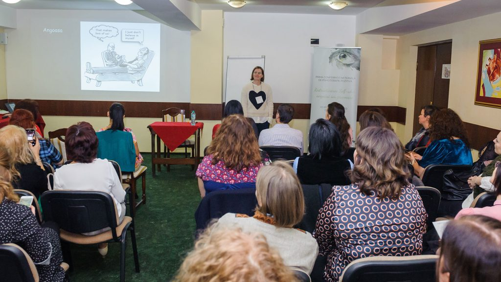 Sabina STRUGARIU | Conferinta Nationala de Psihoterapie Pozitiva